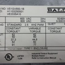 BALDLOR-VS-DRIVE-AS-IS-VS1GV550-1B-201435598851