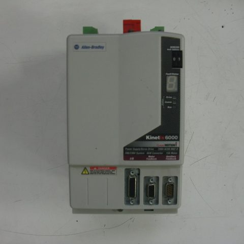 ALLEN-BRADELY-KINETIX-6000-POWER-SUPPLYSERVO-DRIVE-2094-AC09-M02-S-191053087014